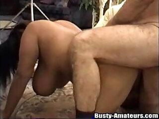 Latina really needs a good dick for her vagina