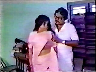 Amazing mallu aunty screwed by husband and then father in law