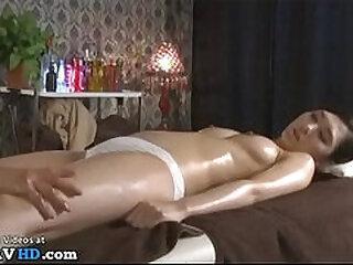 Japanese massage sex with beautiful babe