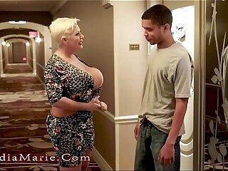 Claudia Marie Fat Ass Anal