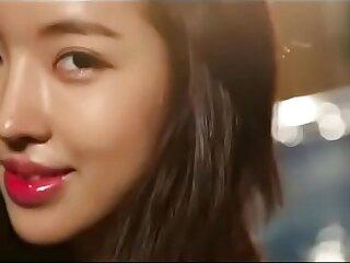korean model swim