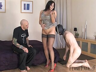 Cuckold Mistress Carly FemmeFataleFilms FemDom Sex